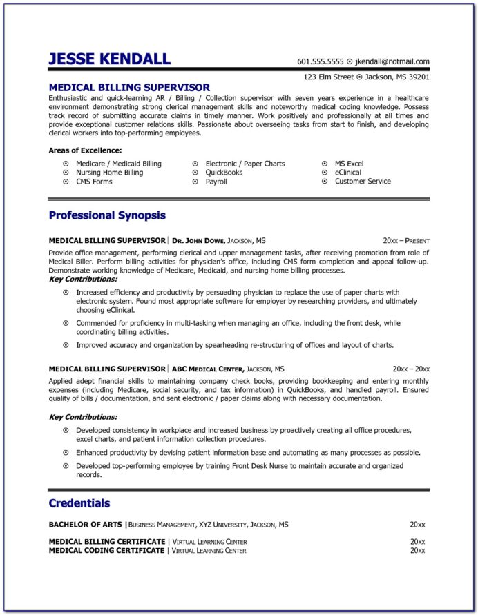 resume examples for medical billing and coding vincegray2014 specialist skills social Resume Medical Billing Specialist Resume