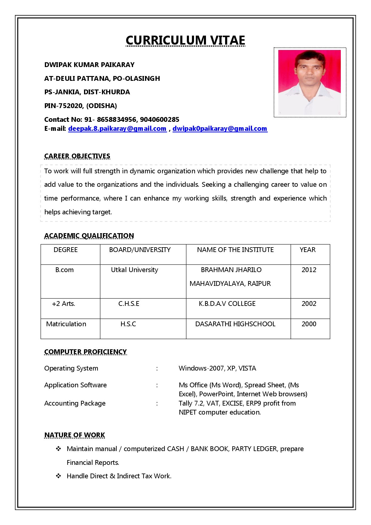 resume format job interview sample for freshers sharepoint business analyst wellness Resume Interview Resume Format For Freshers