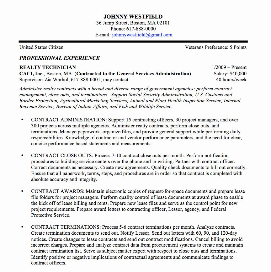 resume in paragraph form awesome federal sample and format the place job samples usajobs Resume Usajobs Federal Resume Example
