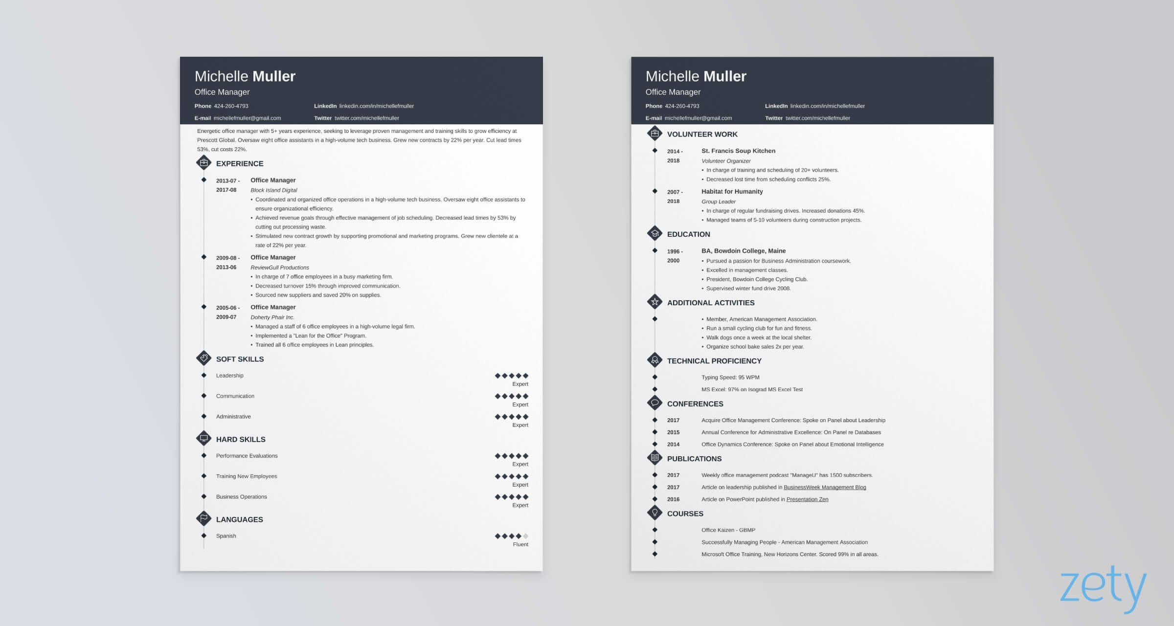 resume it crush your chances format tips one or two diamond1 writing newcastle federal Resume One Or Two Page Resume 2019
