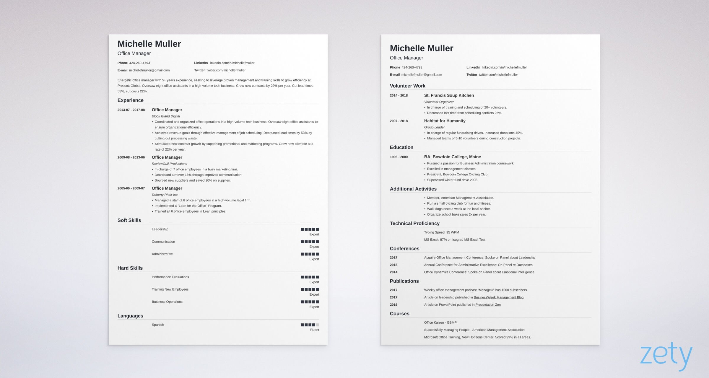resume it crush your chances format tips one or two nanica1 front desk customer service Resume One Or Two Page Resume 2019
