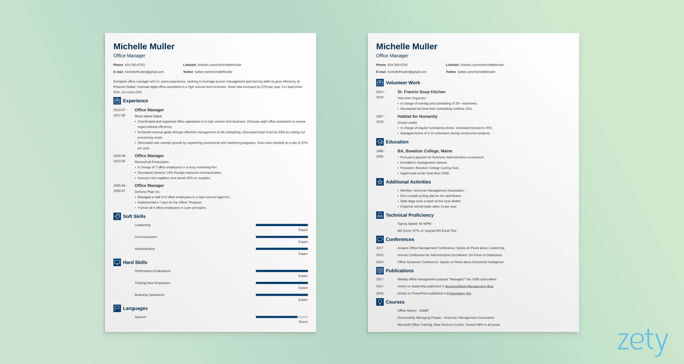 resume it crush your chances format tips one or two newcast1 original templates federal Resume One Or Two Page Resume 2019