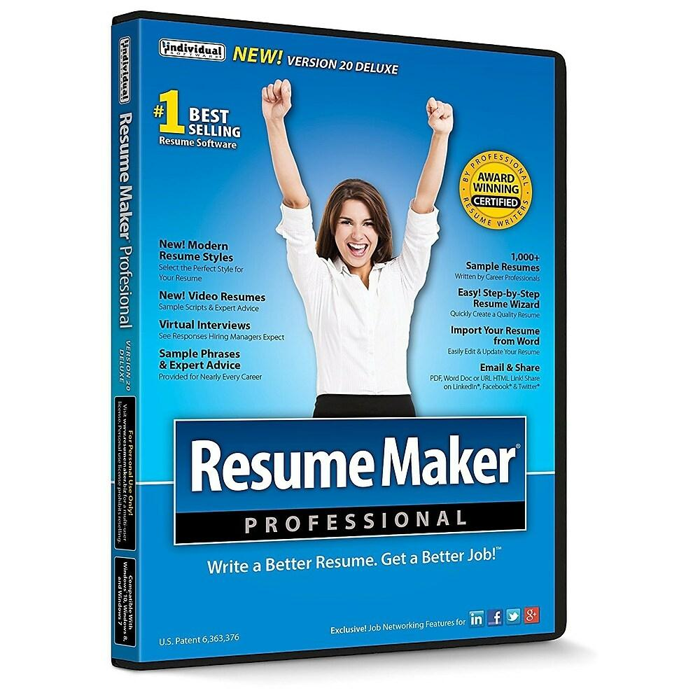 resume maker professional deluxe windows staples software for square2858424 guidewire Resume Resume Maker Software For Windows 10