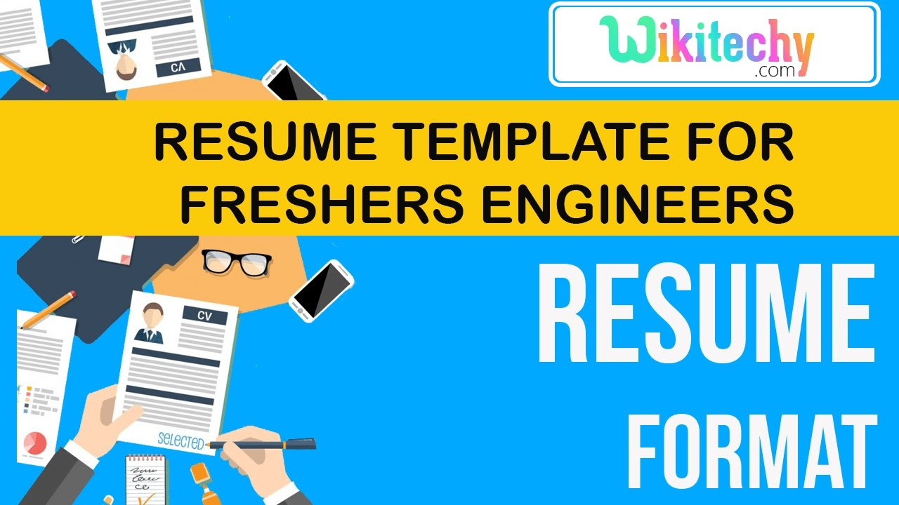 resume mca freshers sample templates cv template examples format for students motor coach Resume Resume Format For Mca Students