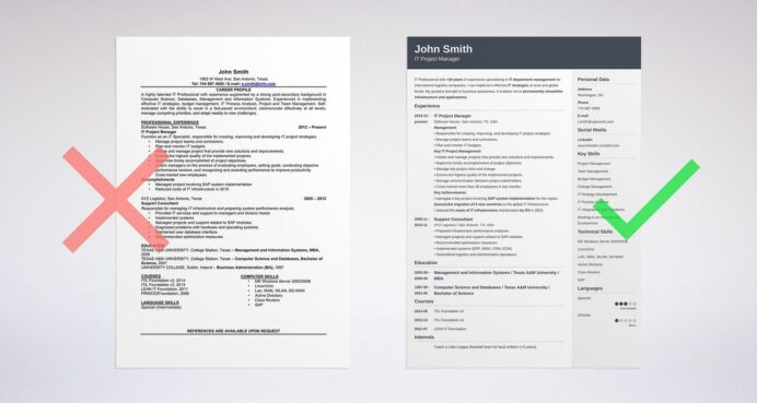 resume objective examples career objectives for all jobs proper it makeover zoom sba Resume Proper Objective For Resume