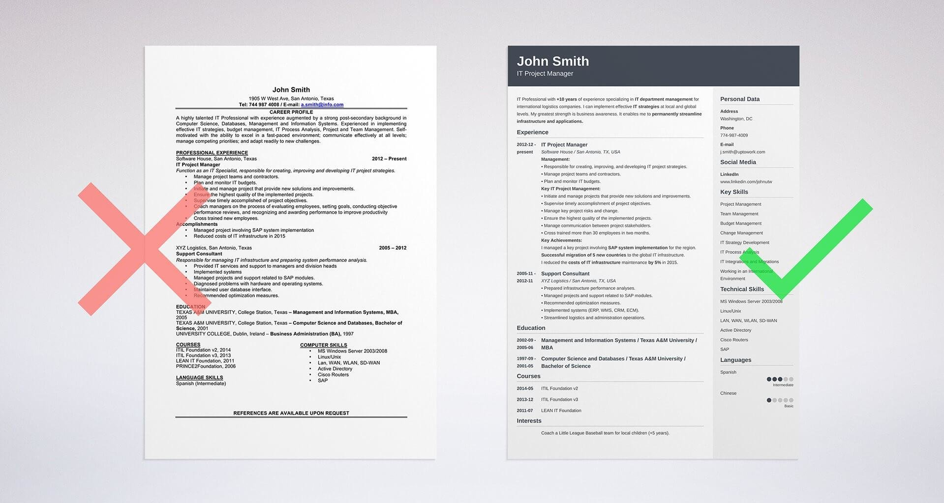 resume objective examples career objectives for all jobs should have an it makeover zoom Resume Should A Resume Have An Objective