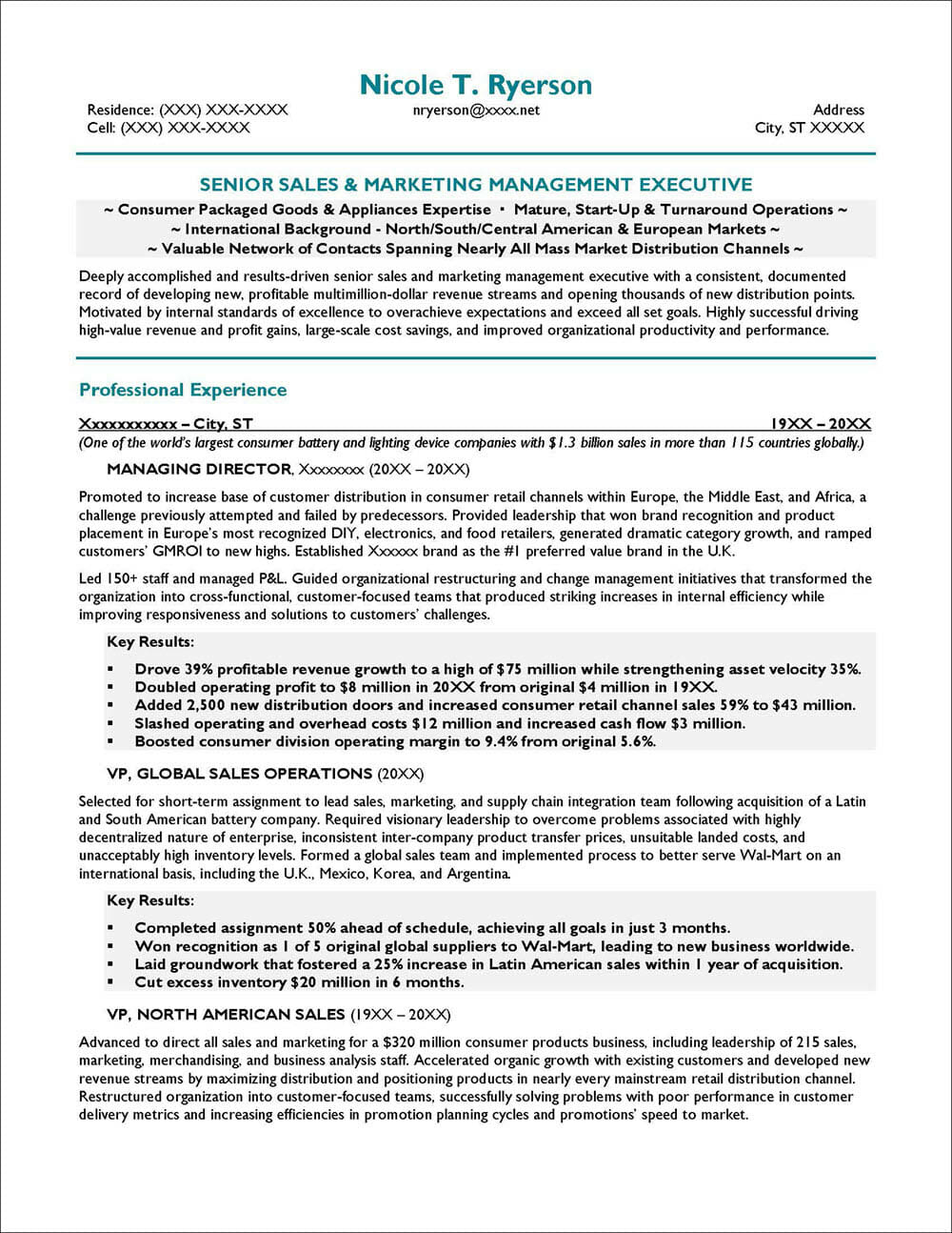 resume objective examples distinctive career services business management manager example Resume Business Management Resume Objective