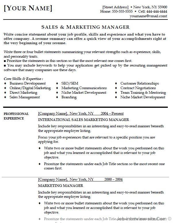 resume objective for and marketing position homework help government writers lying on Resume Resume Objective For Marketing Position