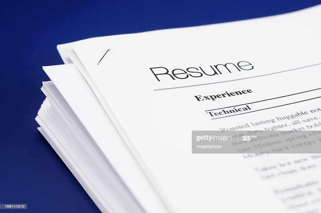 resume photos and premium high res pictures getty images free stock now fees apply with Resume Free Stock Photos Resume