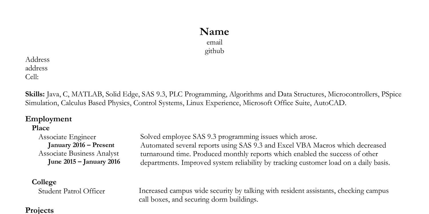 resume reddit docdroid programming projects for pdf best designs mental health technician Resume Programming Projects For Resume Reddit