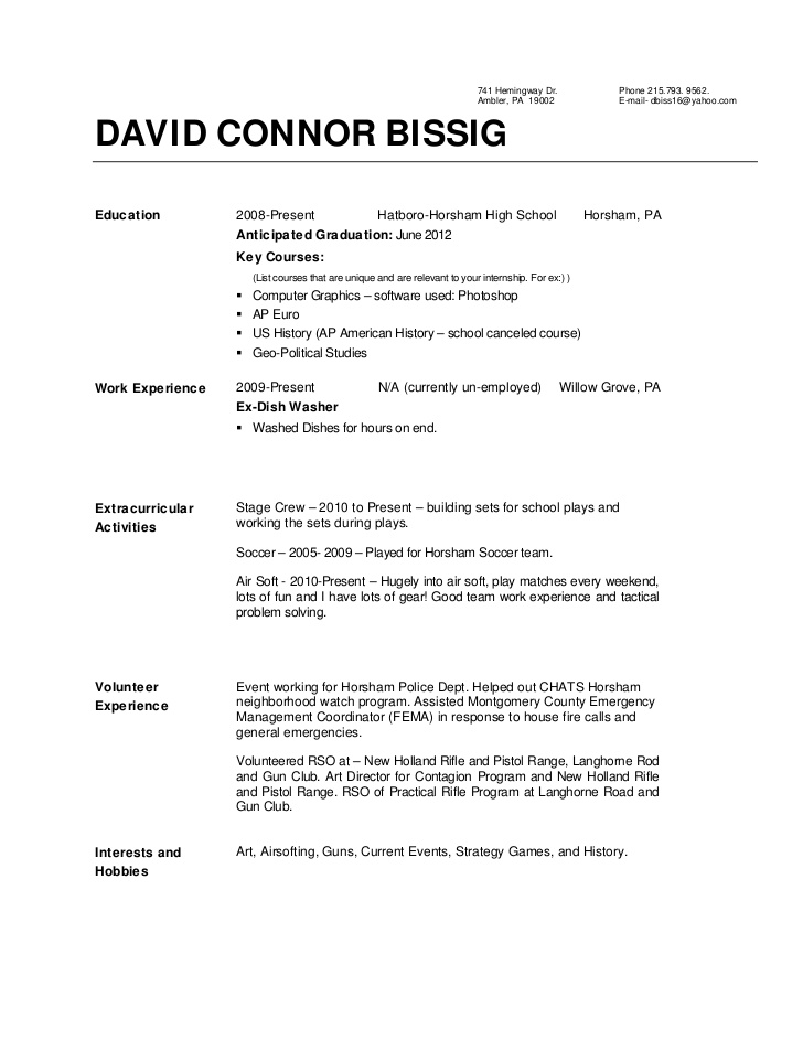 resume sample fire watch examples good program fashion production coordinator middle Resume Fire Watch Resume Examples