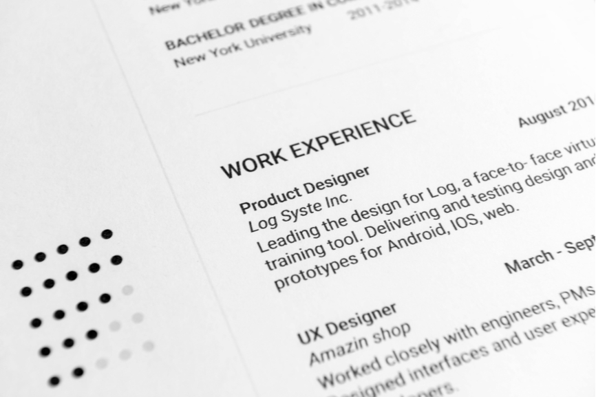resume sections you must include in your livecareer important of components new graduate Resume Important Sections Of A Resume