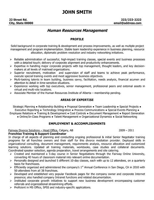 resume template for franchise training and support coordinator you can it make project Resume Process Coordinator Resume