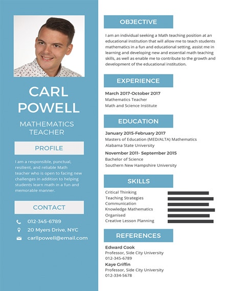 resume templates pdf free premium template simple template2 cpa examples marketing Resume Cascade Resume Template Free Download