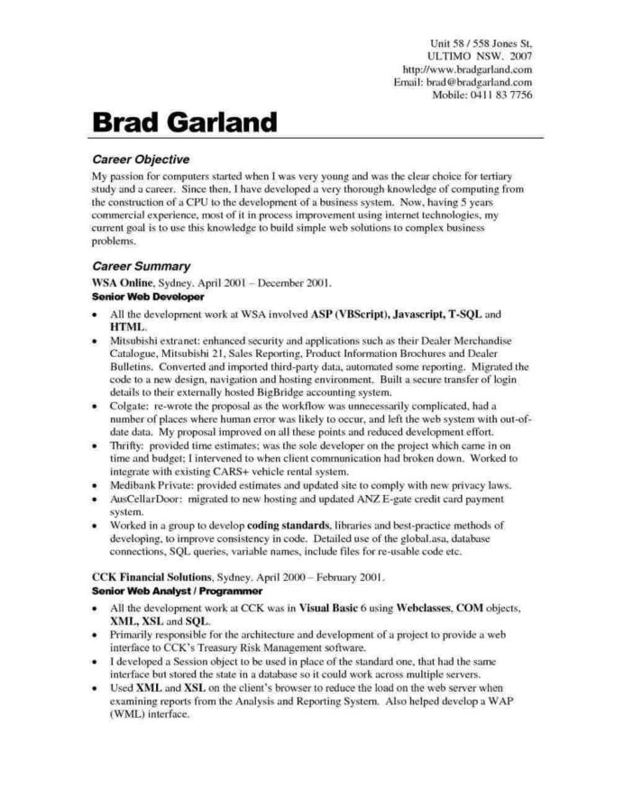 resume templates quora beirut statements good career objective statement for most Resume Good Career Objective Statement For Resume