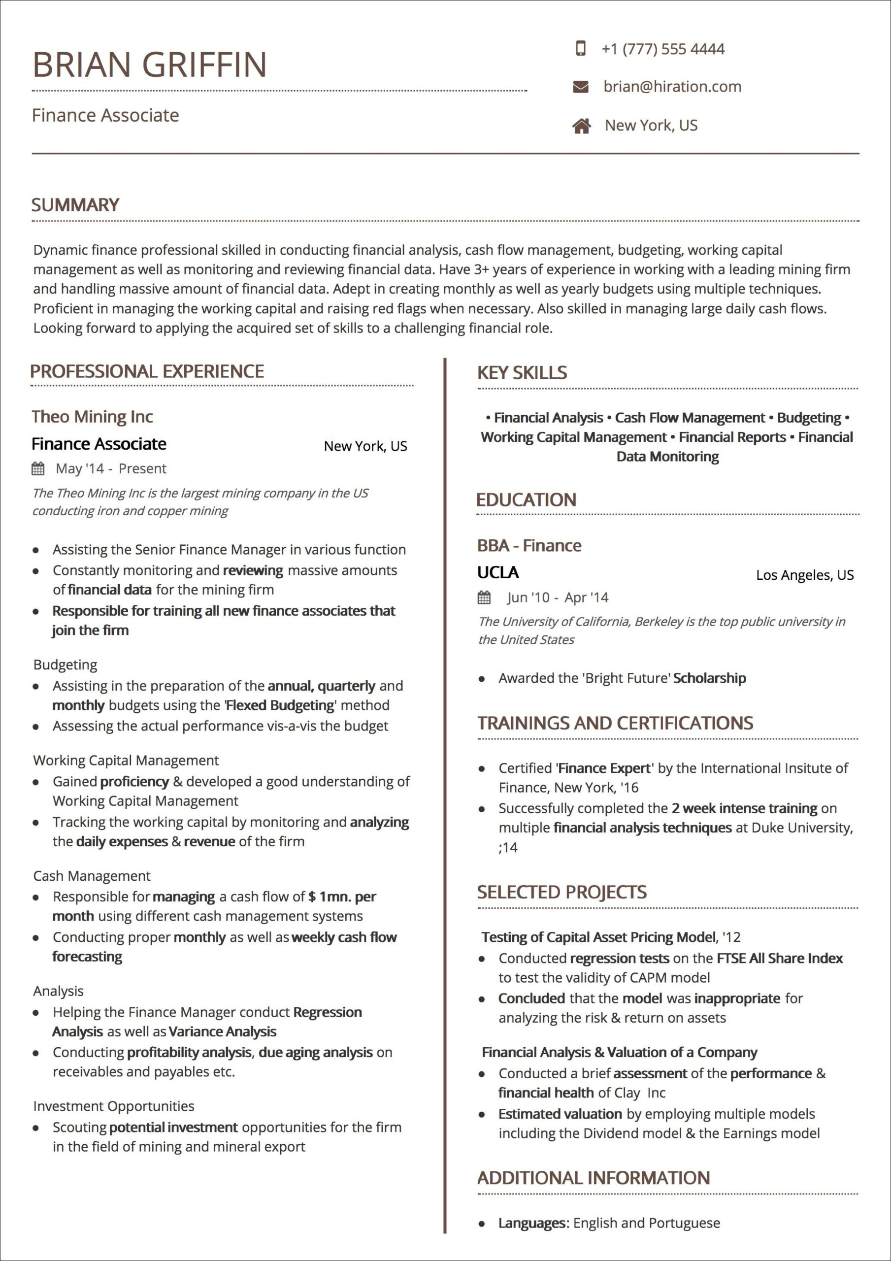 resume templates the guide to choosing best template ats scannable examples uniform Resume Ats Scannable Resume Examples