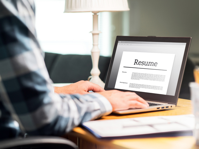 résumé want to change your job in here should look like the economic times one or two Resume One Or Two Page Resume 2019