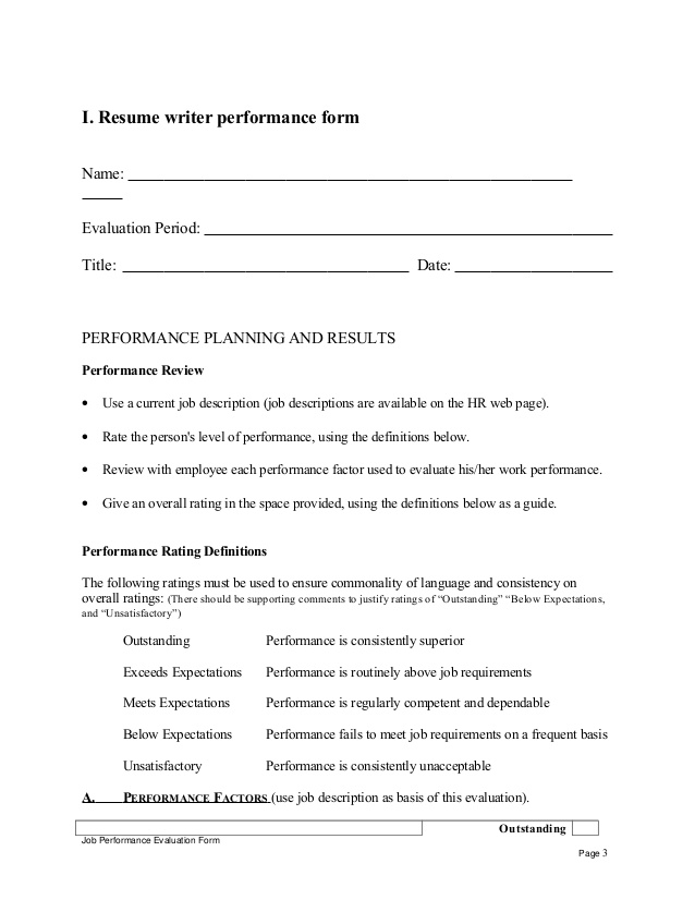resume writer performance appraisal current samples tableau for experienced premium Resume Performance Appraisal Resume
