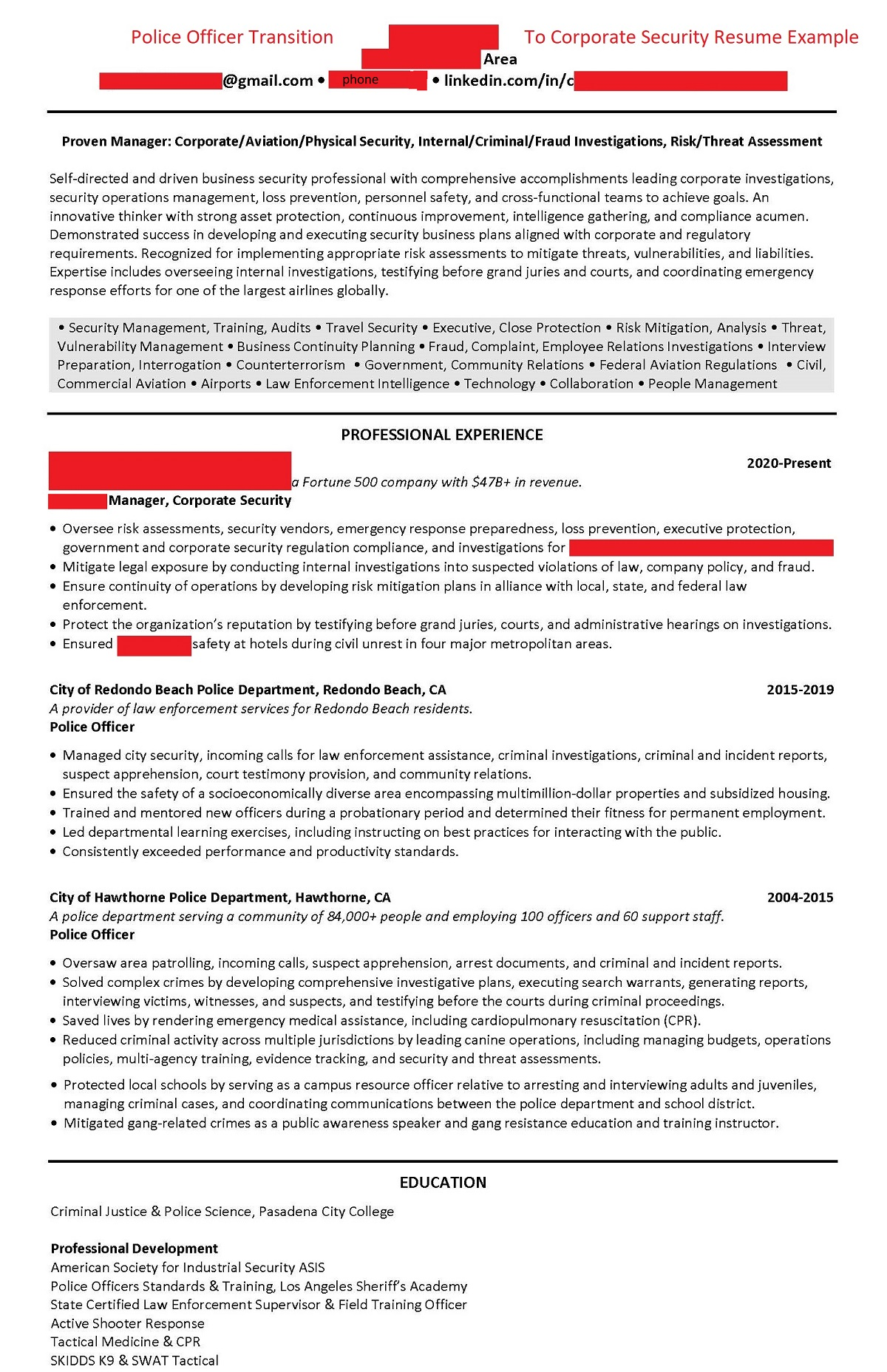 resume writing services for law enforcement officer examples and templates police example Resume Police Resume Writing Services