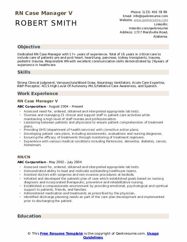rn case manager resume samples qwikresume objective examples pdf phoenix writing services Resume Rn Case Manager Resume Objective Examples