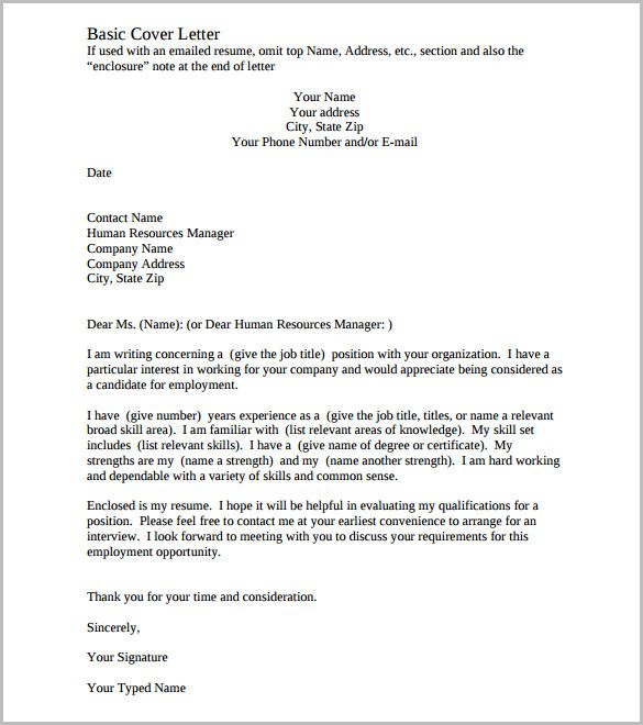 sample cover letter for job opening write engaging teacher templates free example format Resume Resume Cover Letter Format Free Download