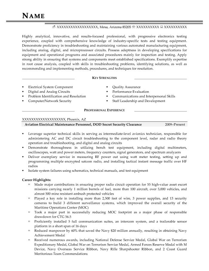 security military resume writerzane web clearance on examples 1n computer science skills Resume Security Clearance On A Resume Examples