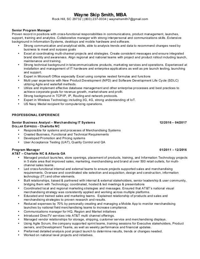 senior business analyst resume mt home arts with testing experience skip free sample Resume Business Analyst Resume With Testing Experience