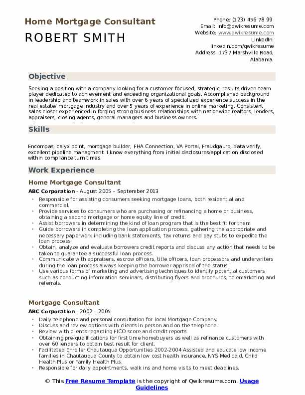 senior loan officer resume samples qwikresume examples mortgage consultant pdf creator Resume Loan Officer Resume Examples