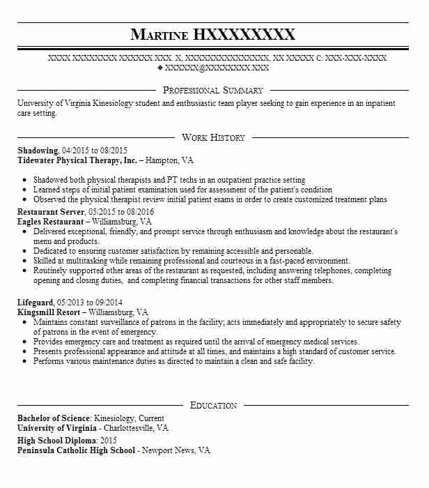 shadowing resume example north shore center for gastroenterology hills doctor technical Resume Shadowing A Doctor Resume