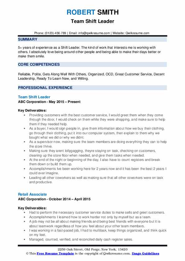 shift leader resume samples qwikresume restaurant pdf template word salary requirements Resume Restaurant Shift Leader Resume