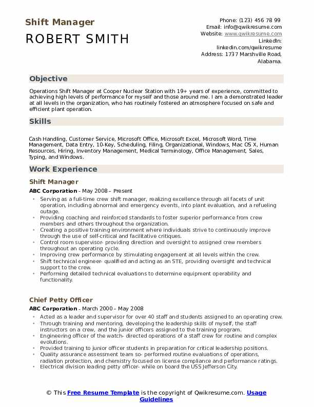 shift manager resume samples qwikresume service station pdf cmo template contract Resume Service Station Manager Resume