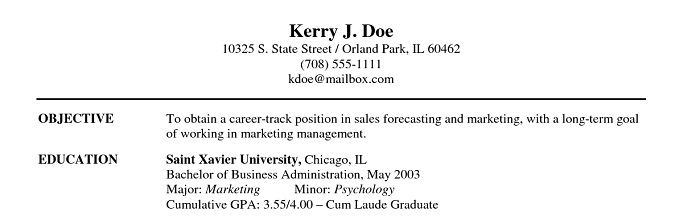 should use resume career objective in my have an assembly line fireman job description Resume Should A Resume Have An Objective