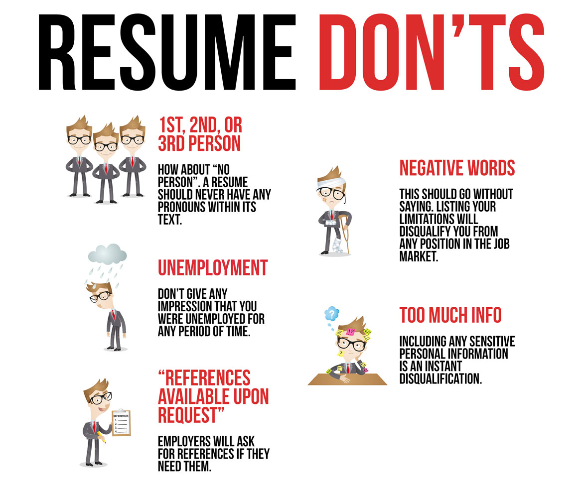 simple resume writing archives 1st or 3rd donts1 call center customer service entry level Resume Resume 1st Or 3rd Person
