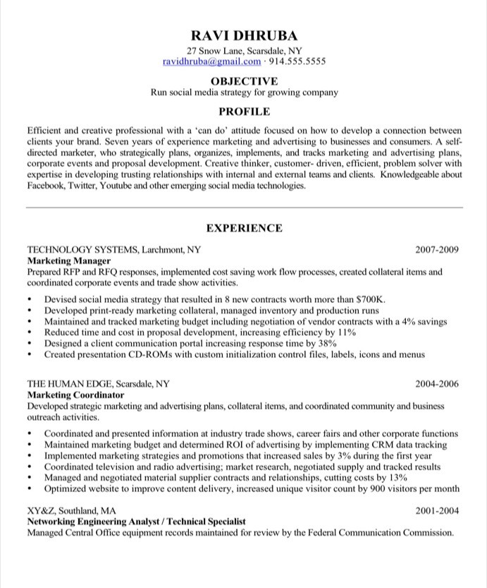 social media specialist free resume samples blue sky resumes examples 55before for Resume Social Media Resume Examples