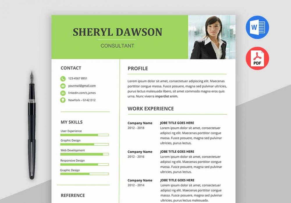 star free modern resume template word maxresumes templates for simple 1000x700 adjunct Resume Free Modern Resume Templates For Word