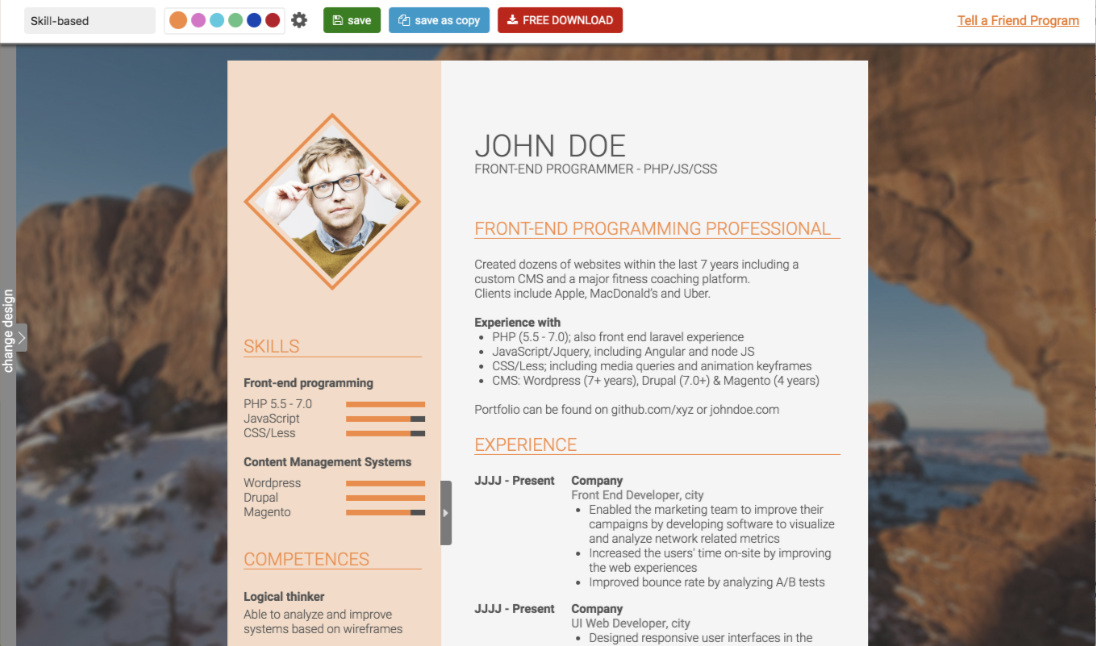 strengths vs skills competences and to nail them in your cv write template for resume Resume Skills And Strengths For Resume