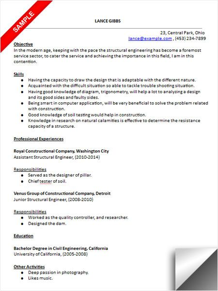 structural engineer resume sample medical templates examples engineering cardiothoracic Resume Structural Engineering Resume Sample