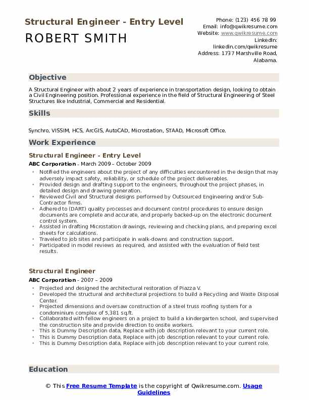 structural engineer resume samples qwikresume engineering sample pdf pmp message example Resume Structural Engineering Resume Sample
