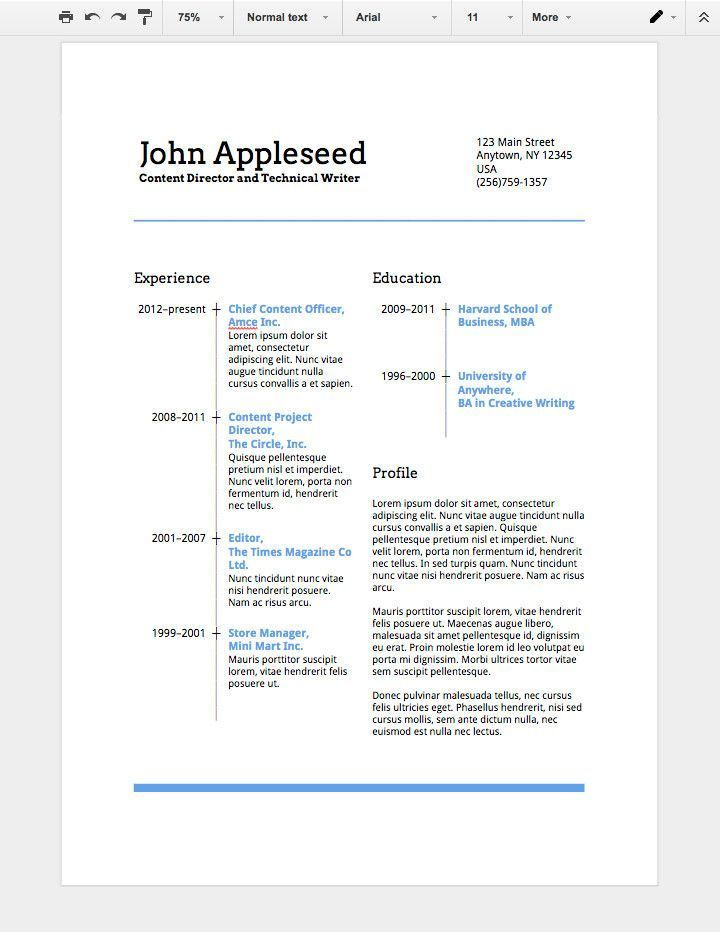 student resume google docs huroncountychamber college template description of Resume College Resume Template Google Docs