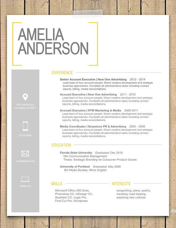 super cute yellow bracket cover letter for resume template word unique action oriented Resume Unique Resume Cover Letter