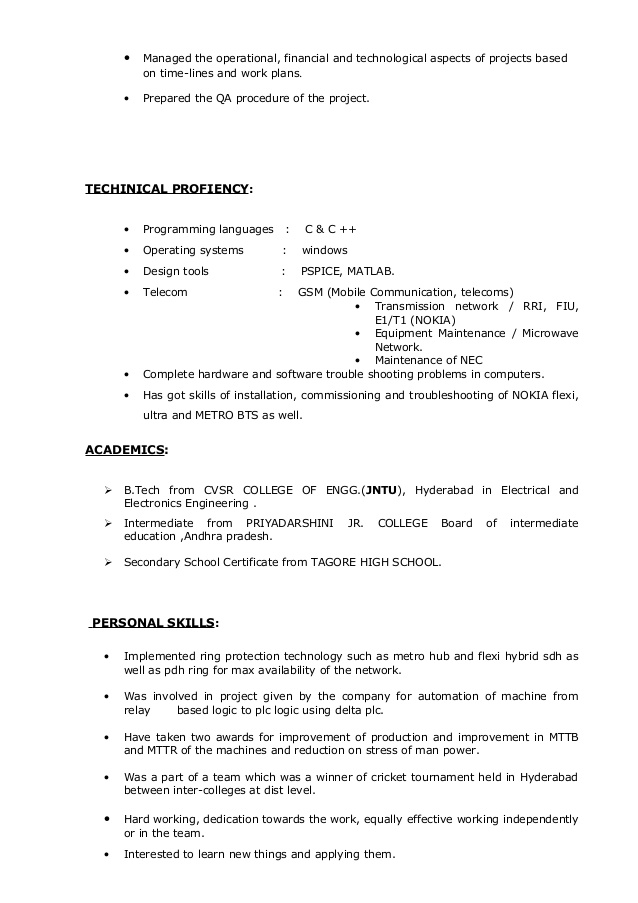 surukanti narendar reddy telecom project manager resume sample objective suggestions for Resume Telecom Project Manager Resume Sample