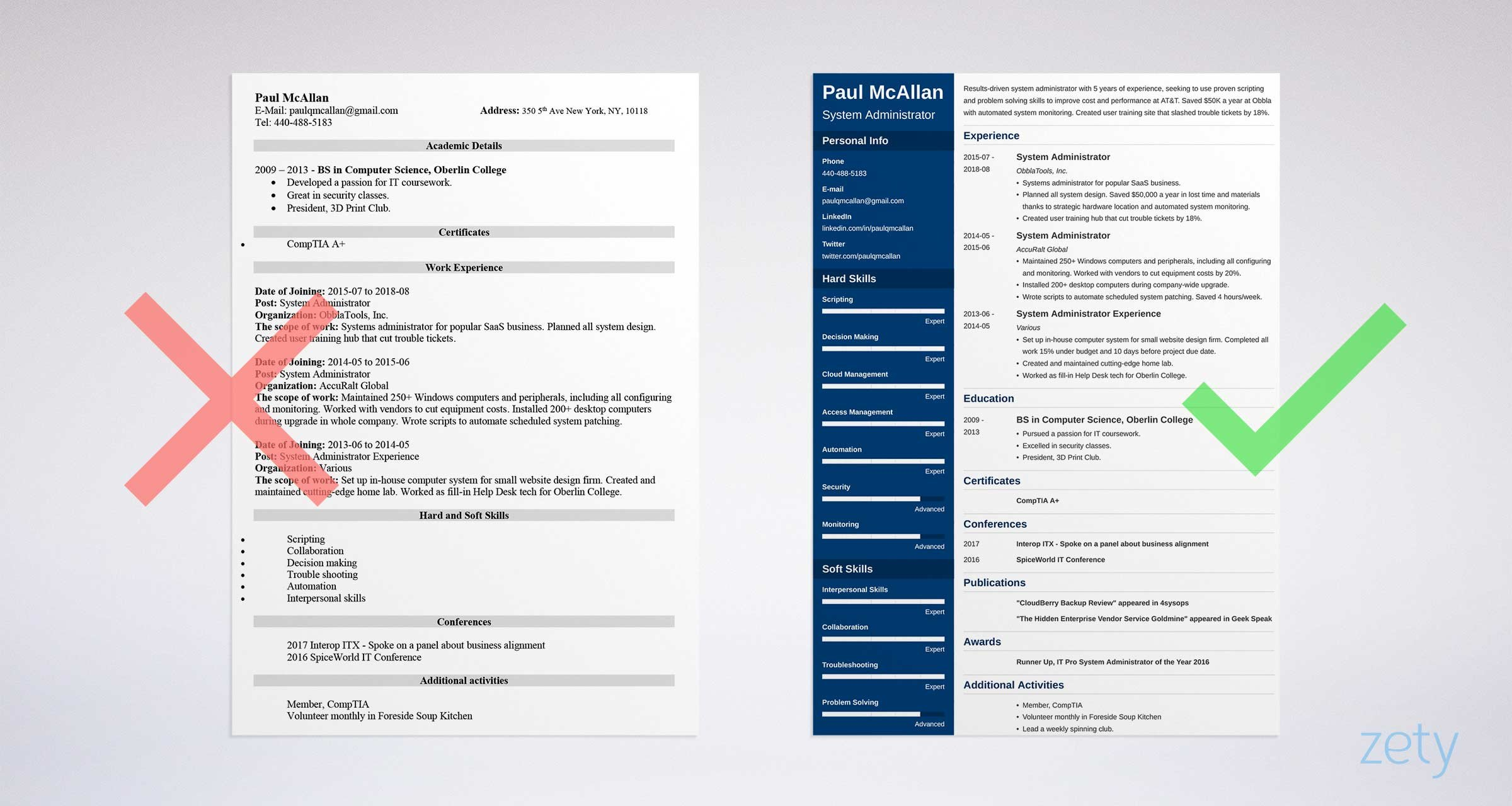 system administrator resume sample windows or linux computer skills for data analyst Resume Computer System Administrator Resume
