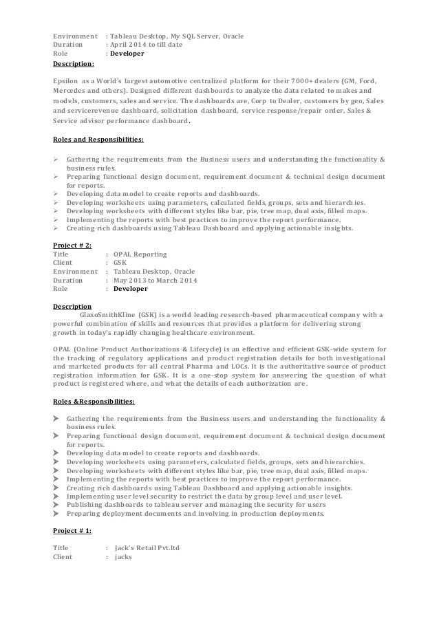 tableau resume for experienced professional police officer public service writing Resume Tableau Resume For Experienced