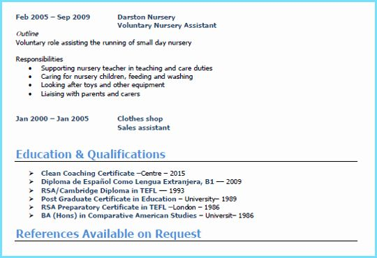 teaching assistant resume description luxury cv example with tips get the best ta in Resume Teaching Assistant Responsibilities Resume