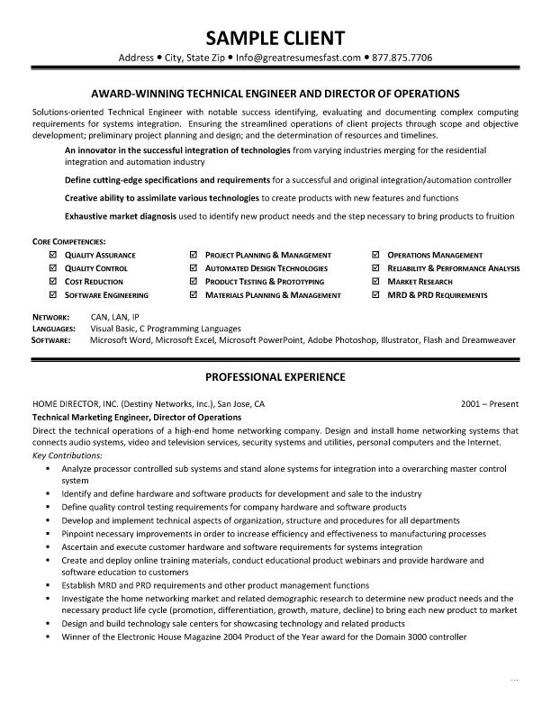 technical engineer resume automation actuary gift shop sap fico consultant years Resume Automation Engineer Resume