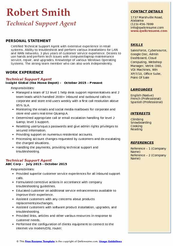 technical support agent resume samples qwikresume representative pdf deportation officer Resume Technical Support Representative Resume