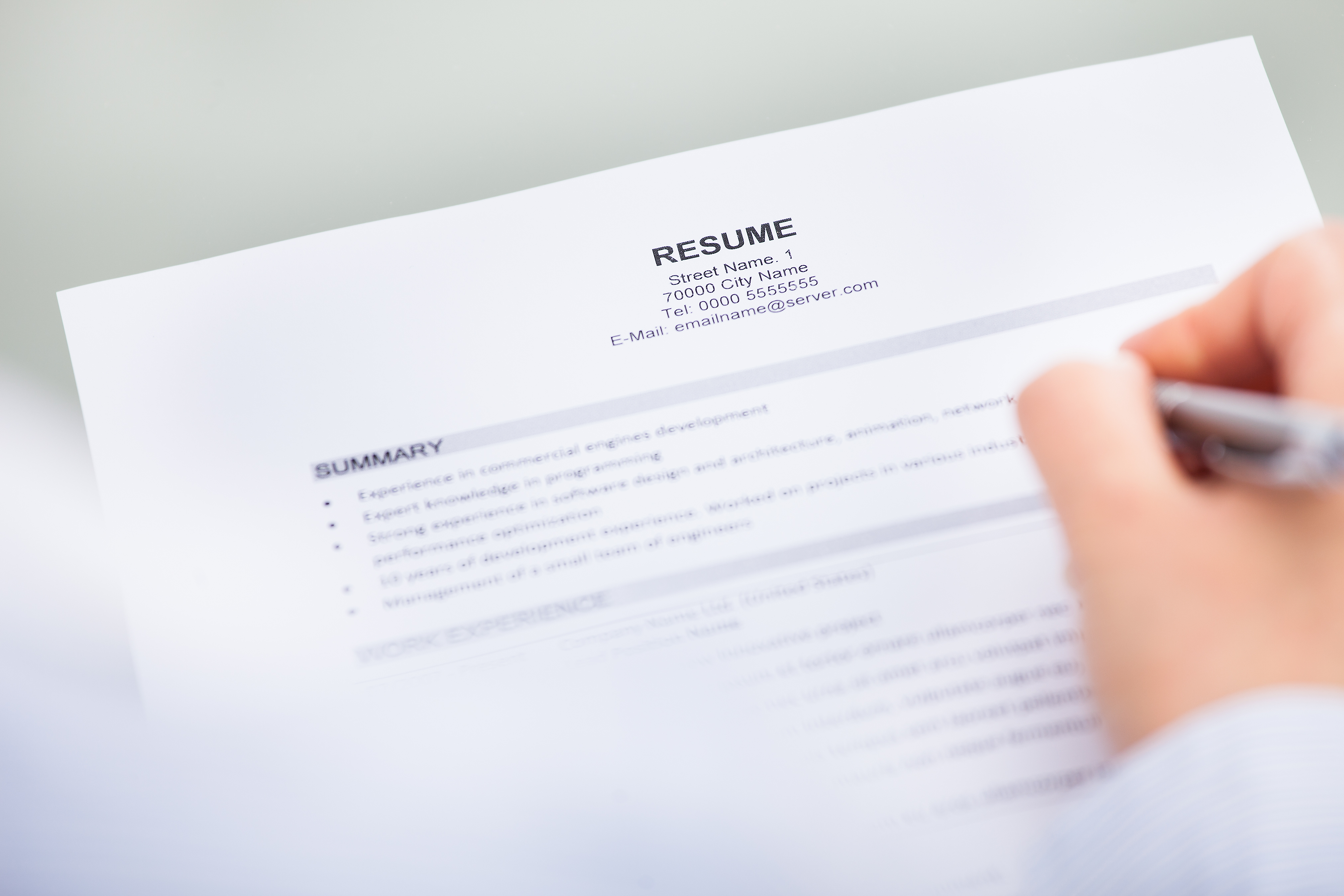telecommuting resume writing complete guide for job seekers telecommute example large Resume Telecommute Resume Example