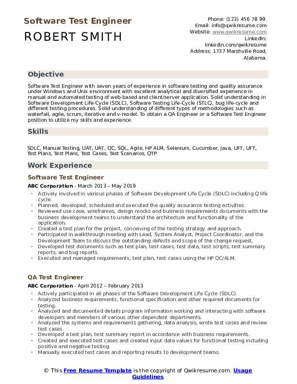 test engineer resume samples qwikresume lte pdf legal template email example career Resume Lte Test Engineer Resume