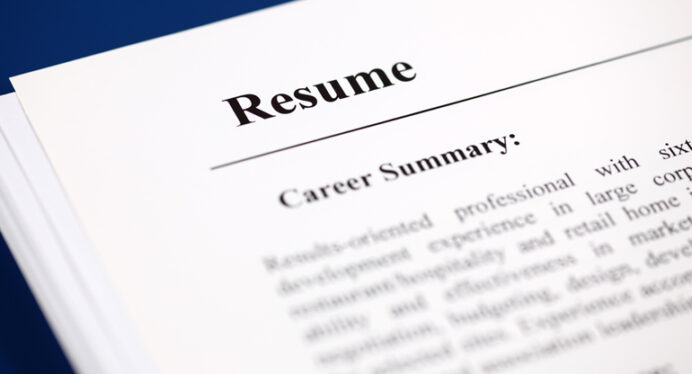 the art of resume writing advice effective 770x446 free database for recruiters loan Resume Effective Resume Writing