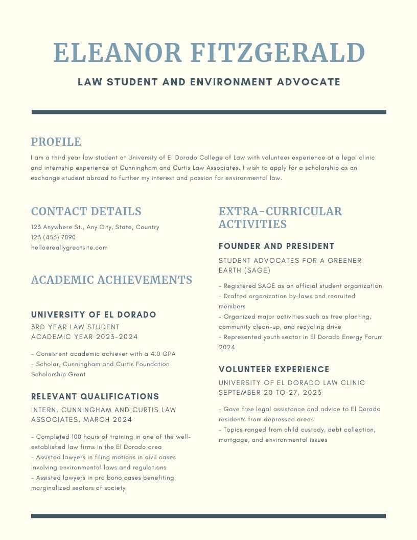 the best font for your resume according to experts canva standard style dark blue simple Resume Standard Font Style For Resume